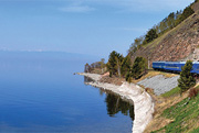Trans-Siberian railway. Moscow to Vladivostok, travel by scheduled trains